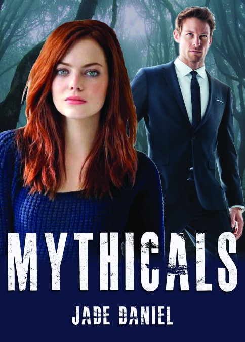 Mythicals Cover Jade Daniel