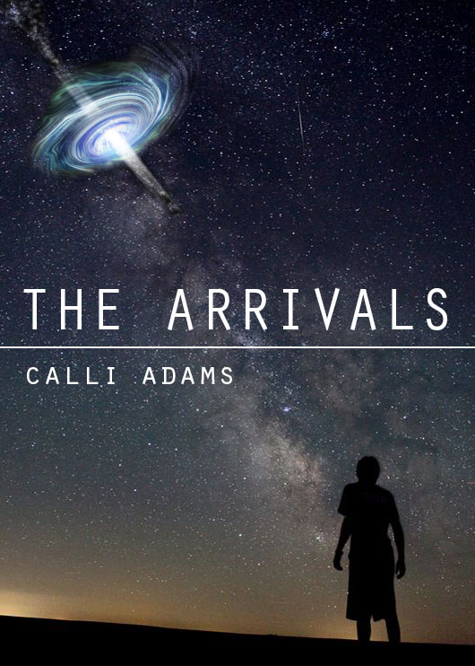 The Arrivals Cover Calli Adams